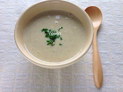 濃厚♪里芋と豆乳のポタージュ