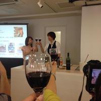 第3回オトナ女子のための楽しく学ぶサントリーワインイベント