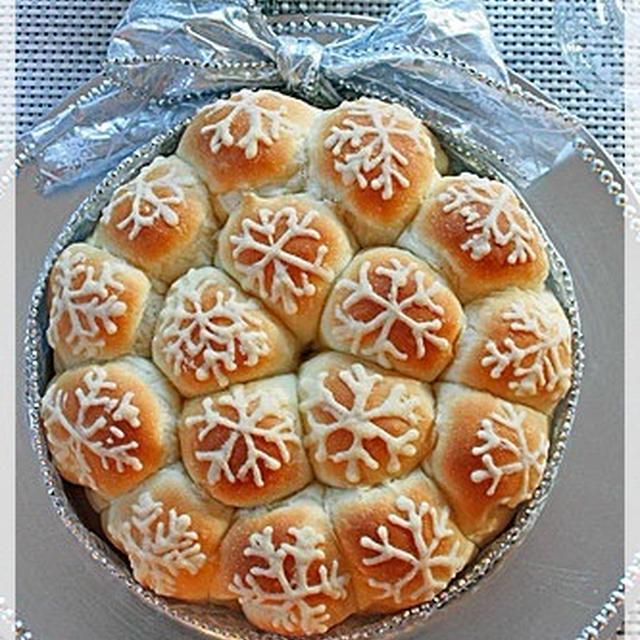 クリスマス☆ snow bread Ⅰ
