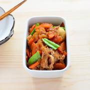 定番常備菜。覚えやすい分量で作る肉じゃが