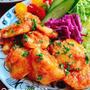 鶏ささみのオーロラソース炒め(動画レシピ)