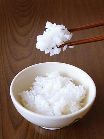 秋田県産ゆめおばこご飯