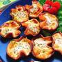 【レシピ動画】ハムカップのクリームチーズキッシュ