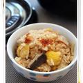 きのこたっぷり**醤油麹で炊き込みご飯 by hannoahさん