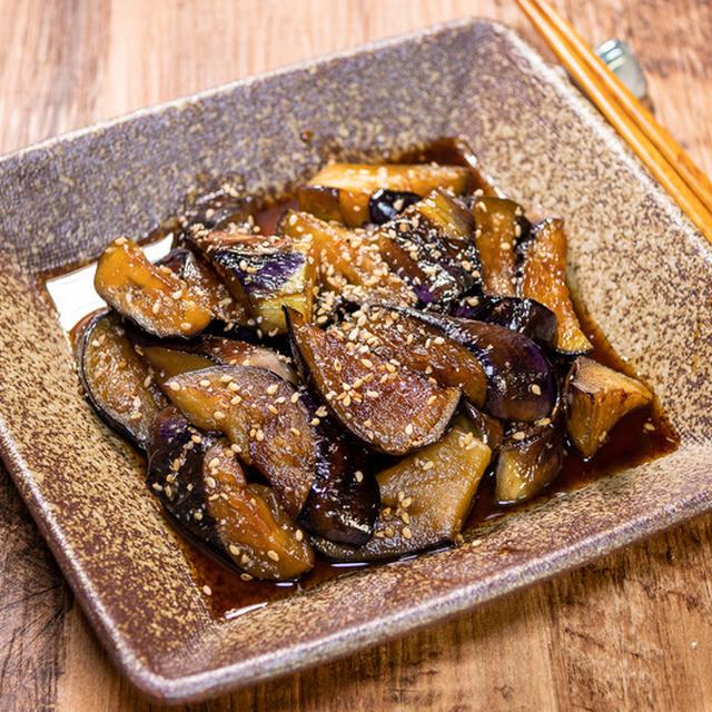 絶対にご飯が進みますよ「茄子の胡麻和え炒め煮」&「やっぱり身魚フライは外せない」