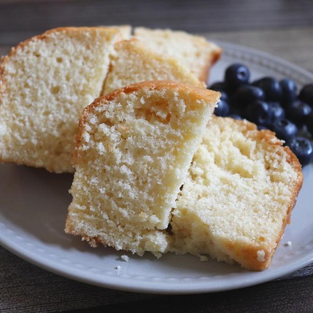 【簡単!おやつ】ふんわり美味しい!ココナッツミルクケーキ