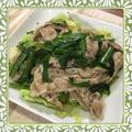 5分以内で作れる、豚肉とキャベツの超簡単レンチン蒸し煮(レシピ付) by kajuさん