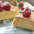 クリスマスにはマジックケーキのクリームチーズver.♪