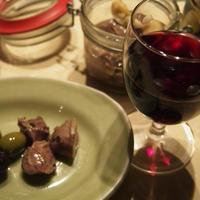 美味しすぎ~!ワインが進みすぎてヤバイ!!!砂肝のコンフィ♥