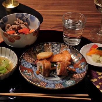 【lesson】Japanese cookery class