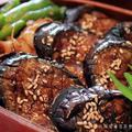 昆布水を使って簡単うまうま♪秋なすの蒲焼き丼。 by ゆりぽむさん