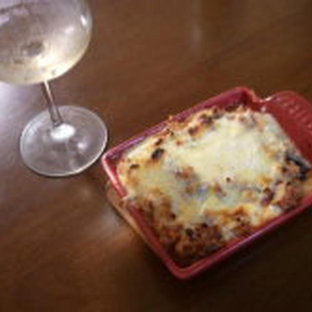 人気です! 魚焼きグリルde 時短!茄子のチーズ焼き ~グリル石を使ってガス代節約~