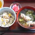 【ヤマキだし部】白菜とほろほろ肉だんごのスープ。おかずにもなる汁物。