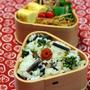紅菜苔(コウサイタイ)の混ぜご飯。