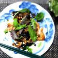 豚肉と茸のバルサミコソテー