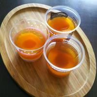 《簡単スイーツ》混ぜて冷やして麦茶ゼリー
