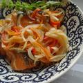 お野菜たっぷり生鮭の南蛮