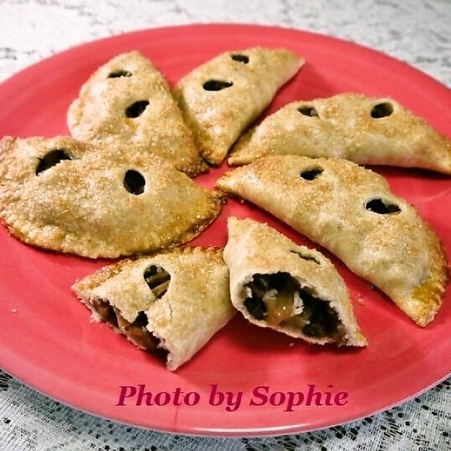 アップル・ハンドパイのレシピ