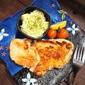 揚げない焼くだけチキン南蛮風(鶏胸肉、ヘルシー、ダイエット)