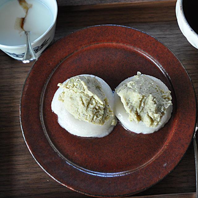 番外編:青大豆ずんだ餅