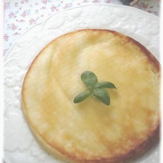 冷やして食べる☆ヘルシー☆ヨーグルトチーズケーキ♪