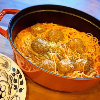 食費月2万のおうちランチはカリオストロの城パスタ!
