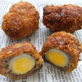 ウズラのスコッチエッグ【Scotch Quail Eggs】 by りこりすさん