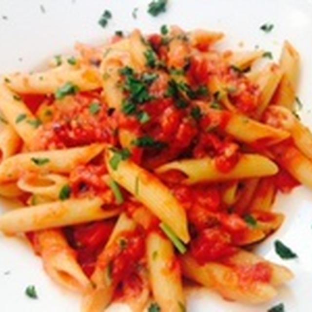 フィレンツェ老舗ホテルのパスタレシピ