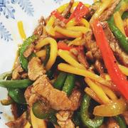 簡単!本格中華料理屋さんの味!青椒肉絲