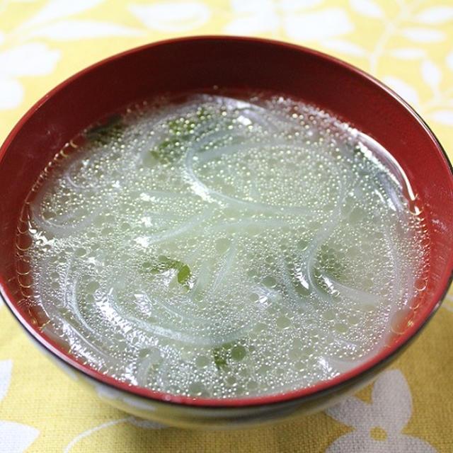 中華スープ 調理時間5~15分