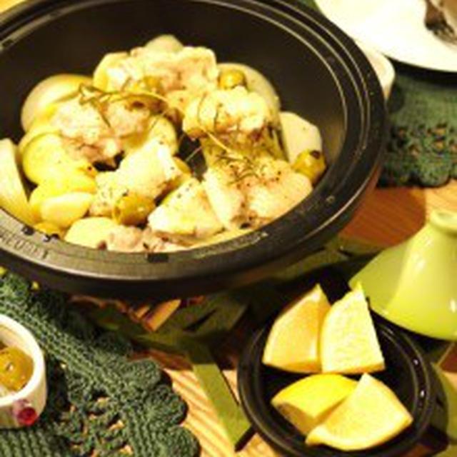 チキンタジン鍋