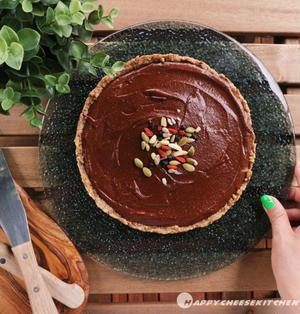 罪悪感のないチョコレートケーキ