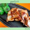 豚肉のソテー・ガリバタ醤油