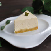 糖質制限*濃厚ベイクドチーズケーキ
