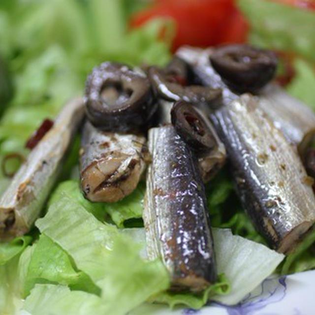旅する丸干し&牡蠣の炒り煮