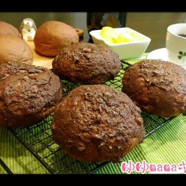 ショコラオレンジパン