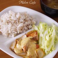 簡単3STEP♪秋鮭の味噌うまソースのおかず☆雑穀米とお赤飯にぴったり!自慢のおかずレシピ(モニター)