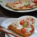 休日の簡単ごはん~フライパン一つで!10分でできる簡単ピザ~ by 武田真由美さん