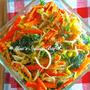 日持ち2〜3日♡低炭水化物ダイエットに最適♡『栄養満点♡カラフルナムル』《簡単*節約*作り置き*お弁当》