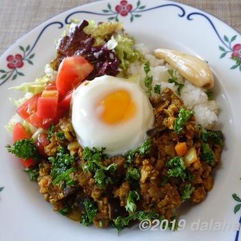 【レシピ】鶏ひき肉とトマトのキーマカレー 旨味たっぷりのヘルシーカレーを短時間でつくる