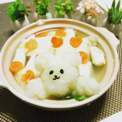 柚子胡椒な湯豆腐鍋