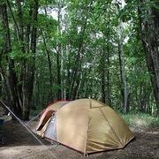 【キャンプ】みずがき山森の農園キャンプ場
