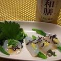 ホタテのオクラ巻き塩レモン風味 by とまとママさん