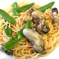 牡蠣ペペロンチーノ
