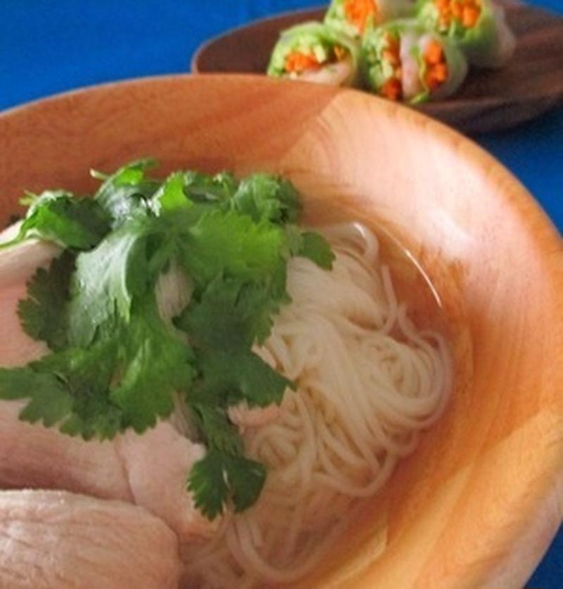 定番ベトナム料理をご自宅で♪そうめんのフォー風アレンジレシピ