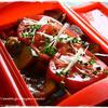 ルクエdeチーズin肉団子のトマかぼカレー