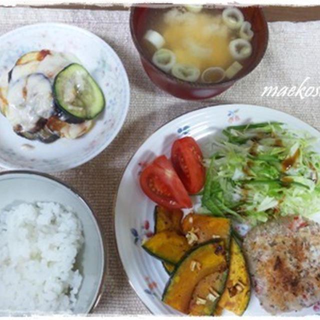 豚肉のパン粉焼き (タニタレシピ)