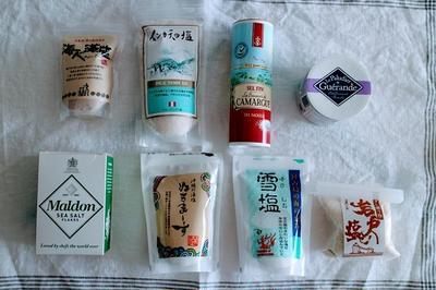 おすすめの高級な天然塩