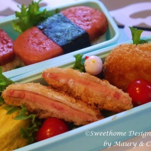 ◆男子高校生のお弁当♪