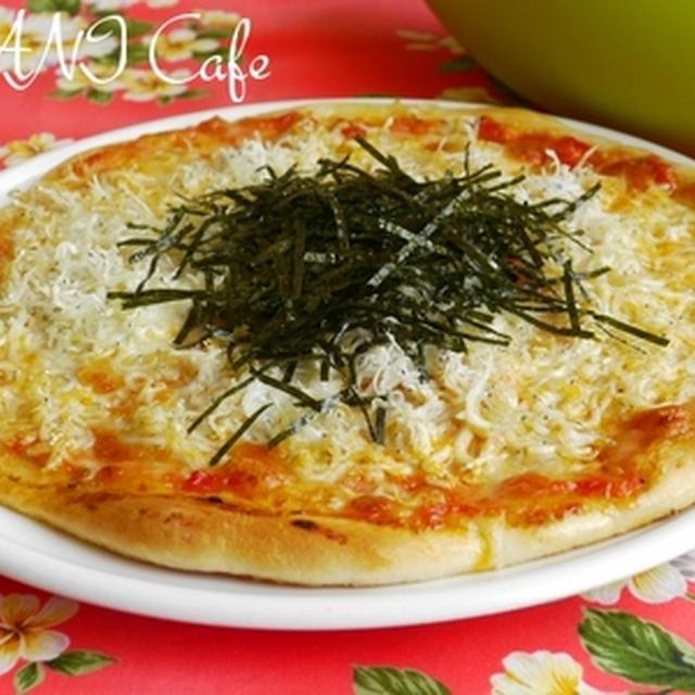しらすのピッツァ チチニエリ